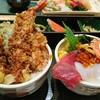 海老善 - 料理写真:本日のサービス丼