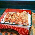 鰻 小林 - ■鰻重(上)3460円