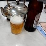 ハイライト食堂 - ビール(中)