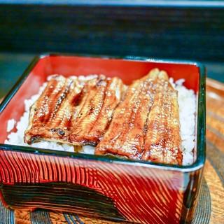 鰻 小林 - 料理写真:■鰻重(上)3460円