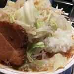 麺屋 婆娑羅 - 小ラーメン590円