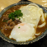 うどん職人さぬき麺之介 - カレーうどん900円