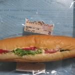 石窯パン工房サンメリー - サーモンと野菜のポテサラサンド