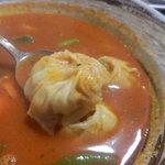 ラム - もぐたん用の 辛さ80番スープ