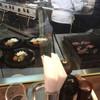永和堂 - 料理写真:カウンター席からの厨房