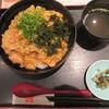 赤い鳥 - 料理写真:親子丼セット