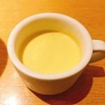 イタリアンダイニングドナ - スープ