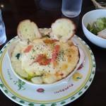 ういるびー - 料理写真:グラタン