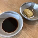 とんかつ野崎 - とんかつ用ソース&海老フライ用マヨネーズ
