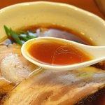 中華そば うえまち - スープウマっ!!
