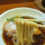 中華そば うえまち - 麺リフト~