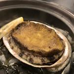 鳥羽シーサイドホテル - 料理写真:宴会 鮑の蒸し焼き
