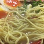 本田商店 - 自家製麺アップ