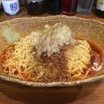 汁なし担担麺 くにまつ - 料理写真:汁無し坦々麺大盛り