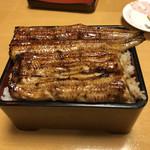 95313206 - 鰻重(松・ご飯大盛)