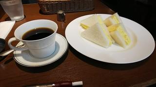 エスタシオンカフェ グラン - エッグサンドモーニング
