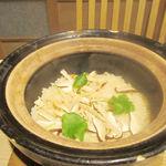95314501 - 松茸土鍋ご飯
