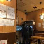 大衆割烹 三州屋 - この日の日本酒。