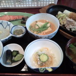 朝菊 - おまかせ定食