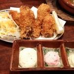牡蠣 やまと - 牡蠣フライ