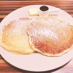 スマイル珈琲 - スマイルパンケーキ