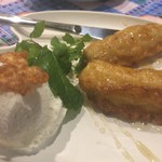 チャオエムカフェ - 揚げバナナ