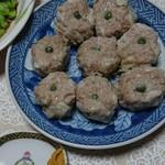 肉のヨシハシ - ヨシハシのシュウマイ。ホント美味しい。