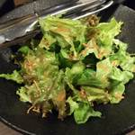 個室和食 矢蔵 - サラダ