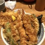 天丼 金子屋 - 天丼松