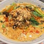西楼厨 - 豆乳担々麺