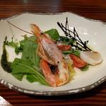 95324386 - 魚介の前菜