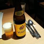 95324694 - 恵比寿ビール中瓶(¥680)