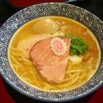 95324787 - 味玉鶏白湯醤油