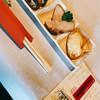 きじの松田屋 - 料理写真:前菜3種