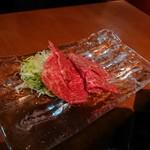 Namaiki - 赤身のお刺身
