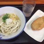 手打麺や 大島  - おひるごはん