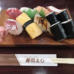 寿司よし - 料理写真:並鮨