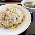 長崎ちゃんぽん 華一 - 料理写真:肉チャーハン690円