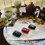 95332671 - ハロウィンな中国茶会
