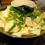 博多もつ鍋 もつ丸 - 料理写真: