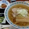 手打ちそば 趣味の店 - 料理写真:手打ちラーメン700円✌️