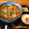 雪峰庵 - 料理写真:「ぽらあのそば」