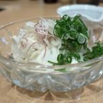 片町 弥ひろ - 手作り豆腐の冷奴