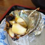 レストランKANEDA - サザエの壺焼き