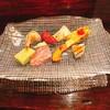 フランコベルゴ - 料理写真:ランチ 前菜