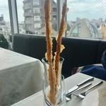 リストランテ アニモフェリーチェ - グリッシーニ