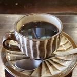 茶房 武蔵野文庫 - コーヒー