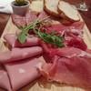 トラットリア ターボロ・ディ・フィオーリ - 料理写真:プロシュート(1175円)