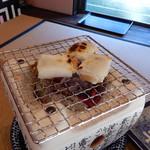 95342197 - 自家製からすみの餅