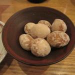 95343748 - 「塩煎り銀杏」(ハーフサイズ)